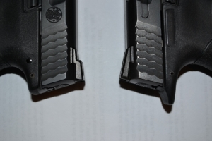 M&P Rear Sights